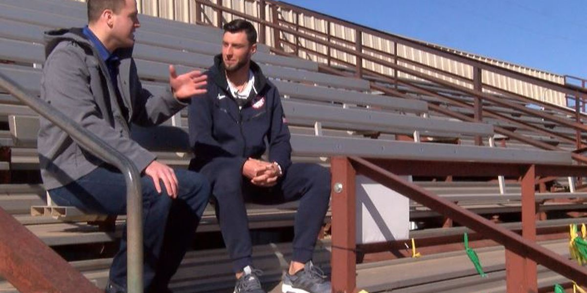 South Plains Olympian reflects on representing U.S.A., competing on the world stage