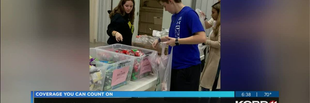 Pay It Forward: Helping a program at Idalou ISD that provides snacks to students