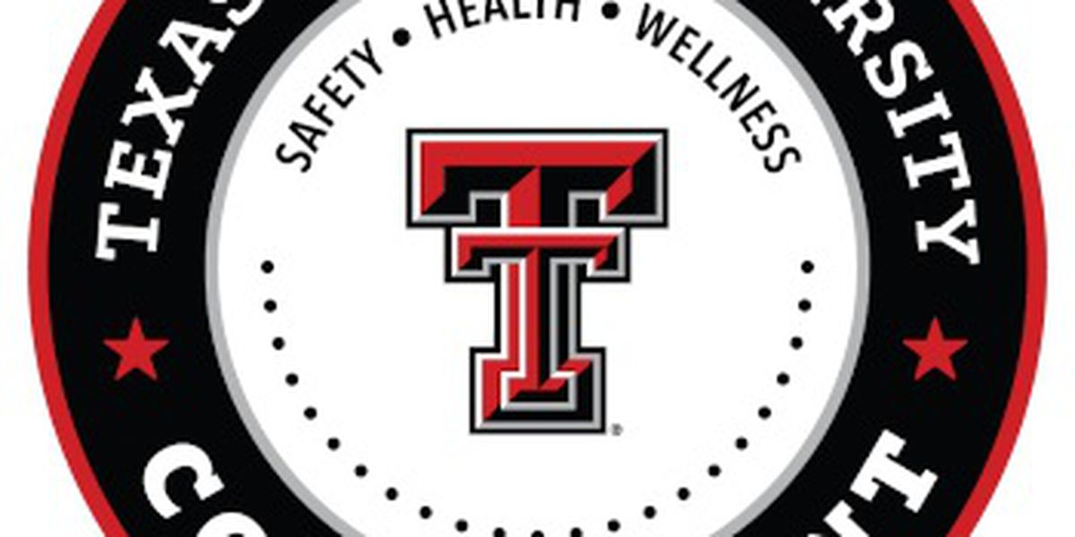 Texas Tech extending free COVID-19 testing for students, faculty, staff through Dec. 9