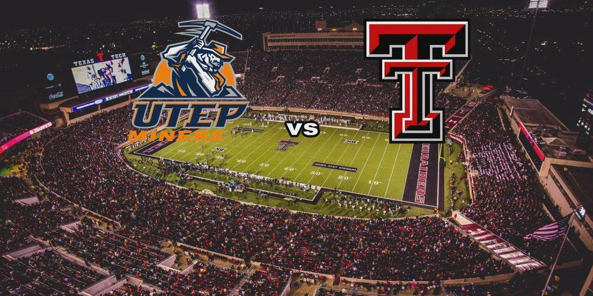 Texas Tech vs UTEP: 3 keys to victory for Tech