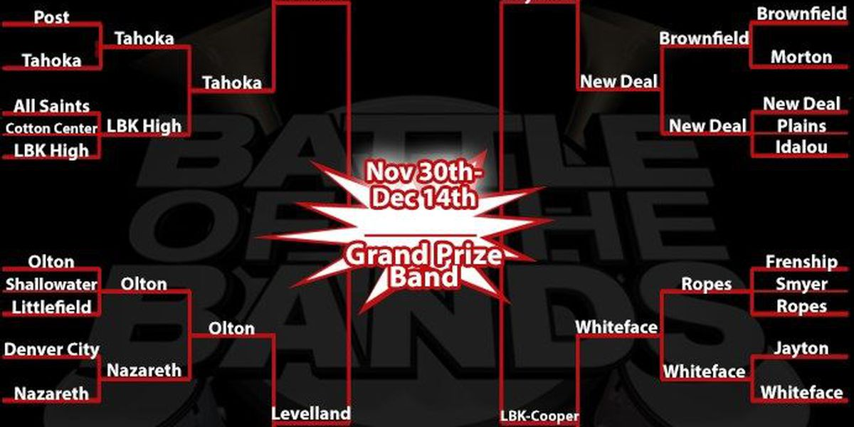 Final 4 set for the Battle of the Bands