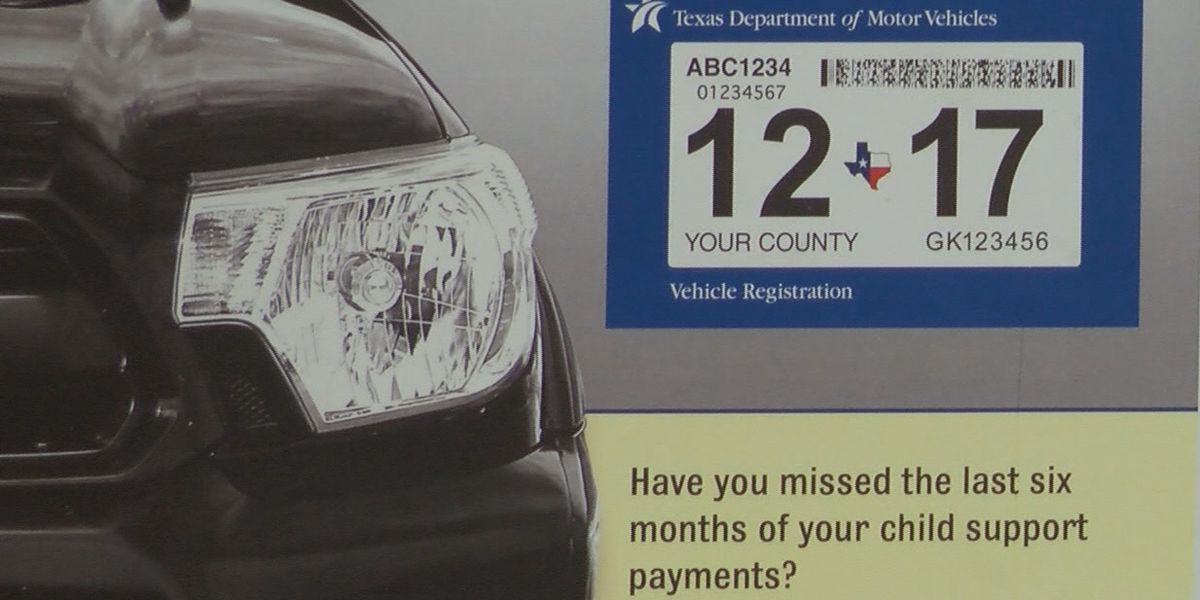 Texas Governor Greg Abbott's vehicle registration waiver expires Wednesday