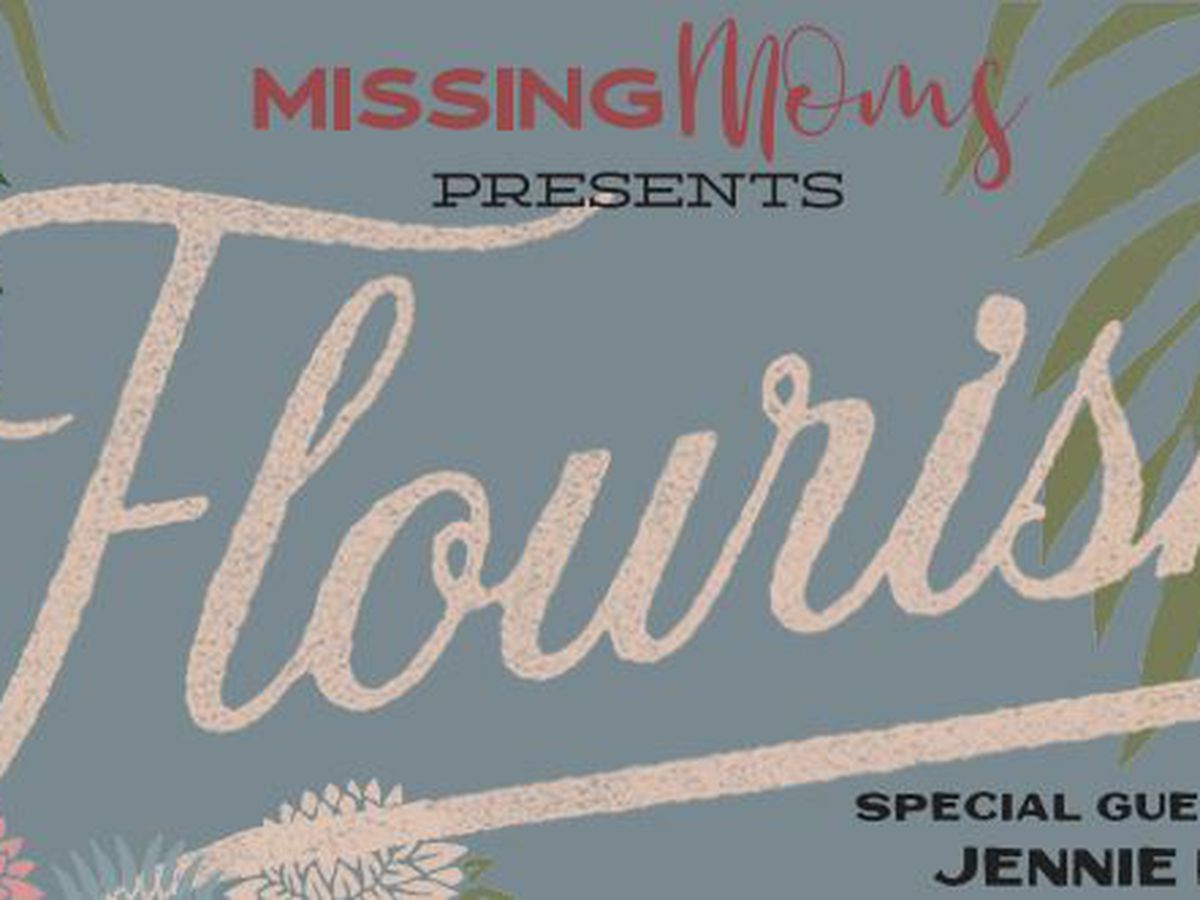 Missing Moms presents Jennie Lusko at 4th Annual event