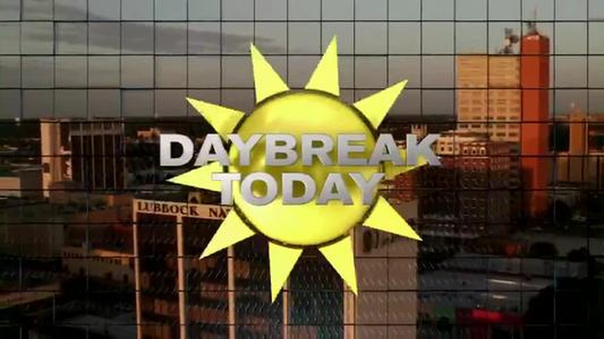 KCBD Daybreak Today 6:30 a.m. 5/23/19