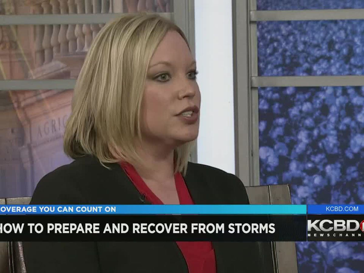 Tips when it comes to storm season preparation