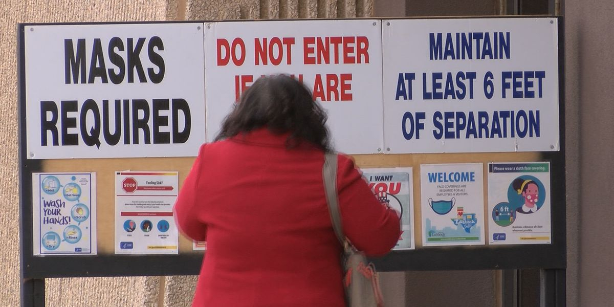 City of Lubbock Health Department waiting on next round of vaccine distribution for group 1B