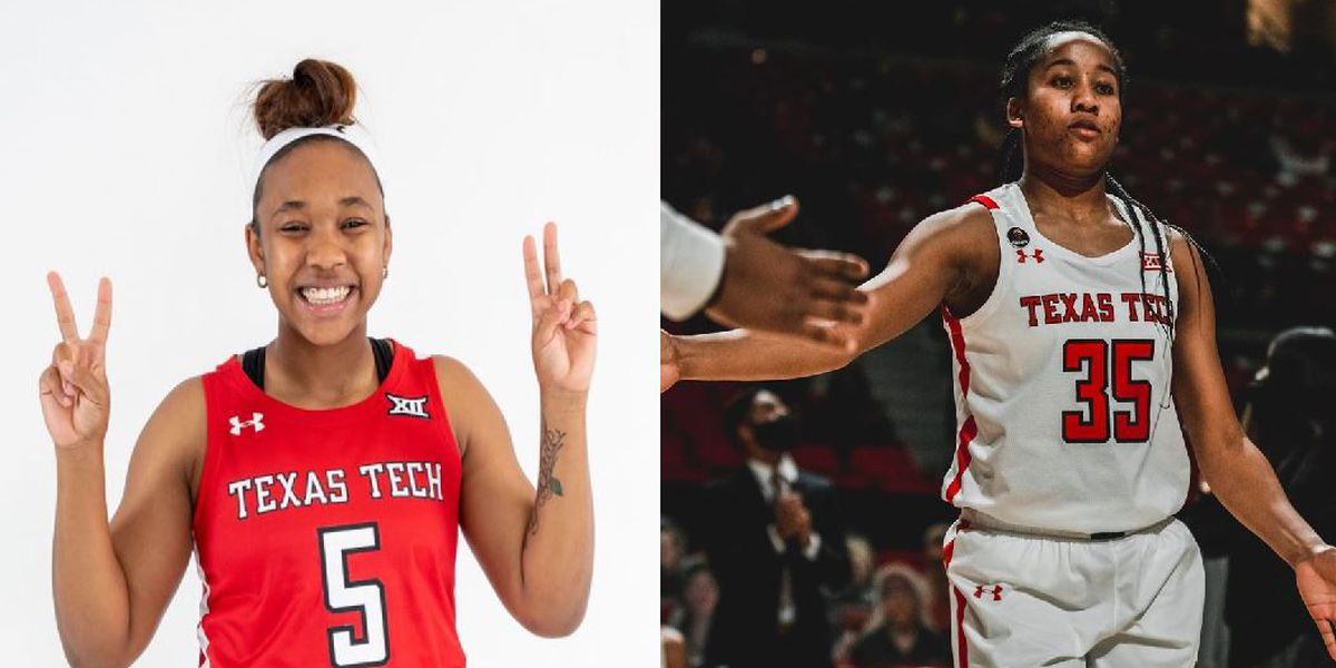 Two more Lady Raiders enter the transfer portal