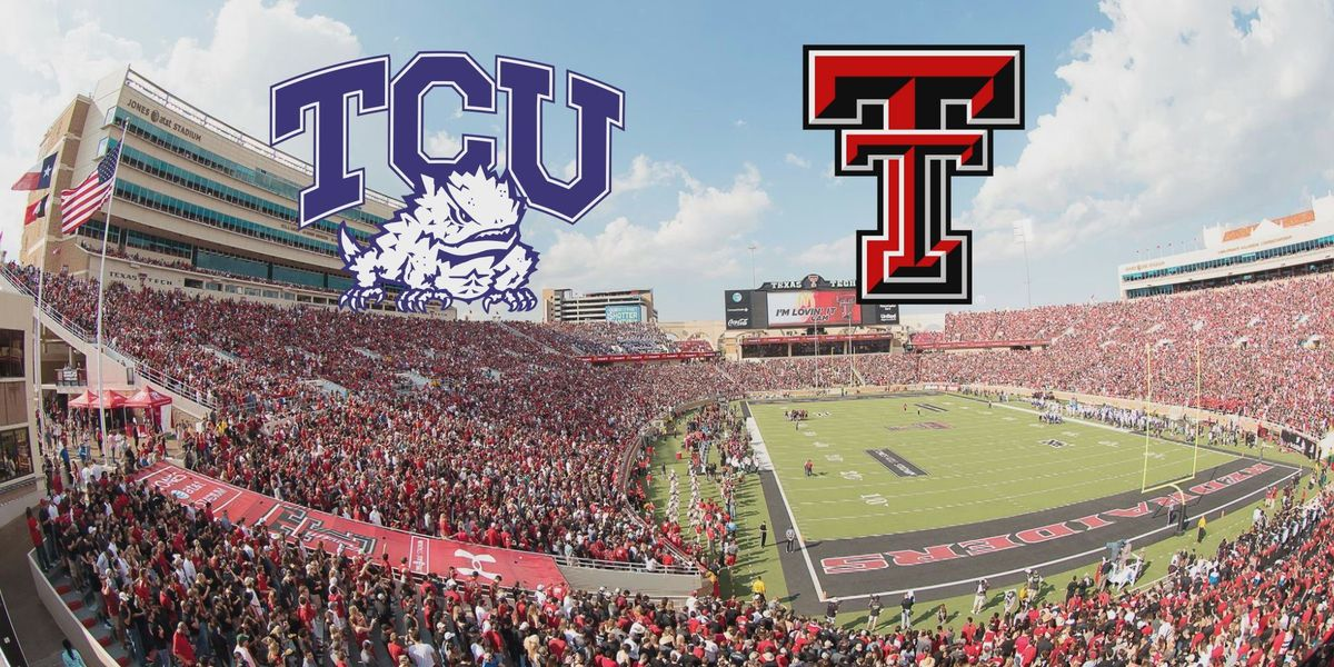 Tcu vs texas tech betting predictions nfl nouchy mining bitcoins
