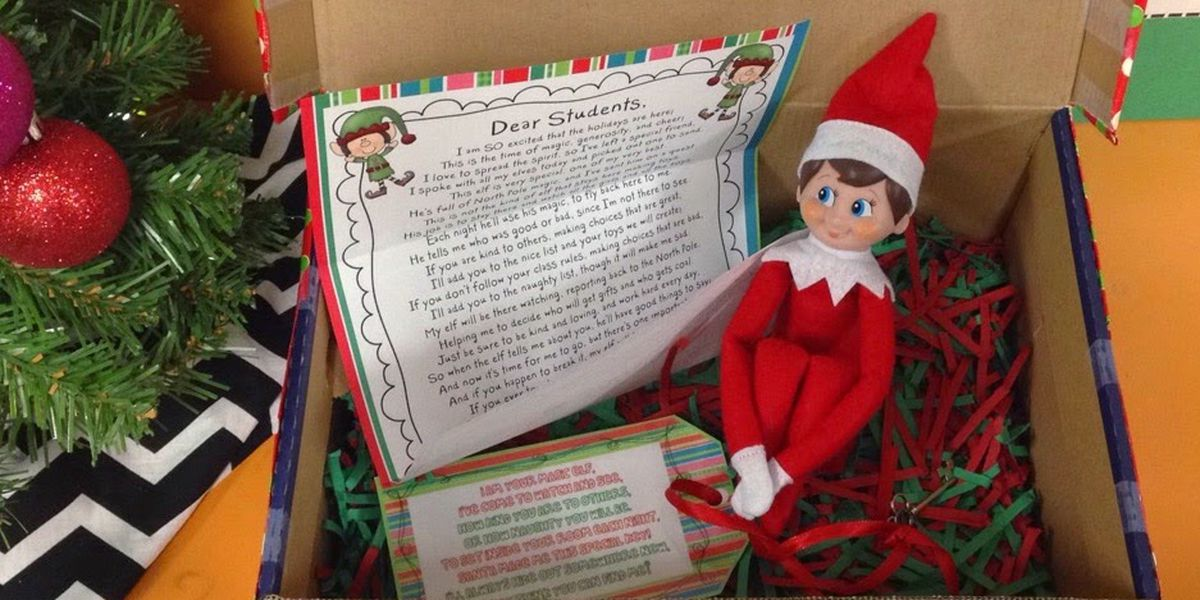 Elf on the Shelf Contest Returns to Santa Land