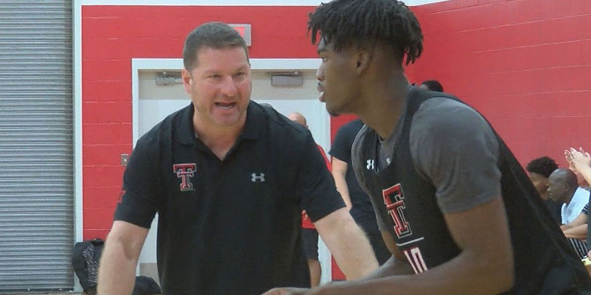 Ramsey scores 44 to help Texas Tech win in the Bahamas
