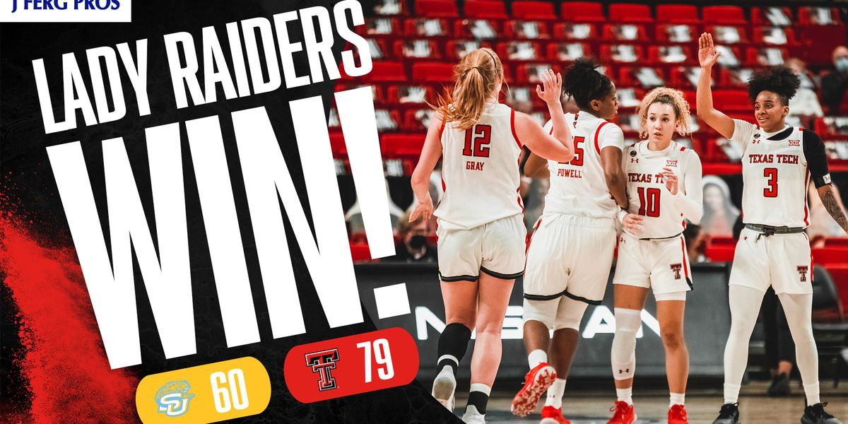 Lady Raiders cruise to 19 point victory over Southern