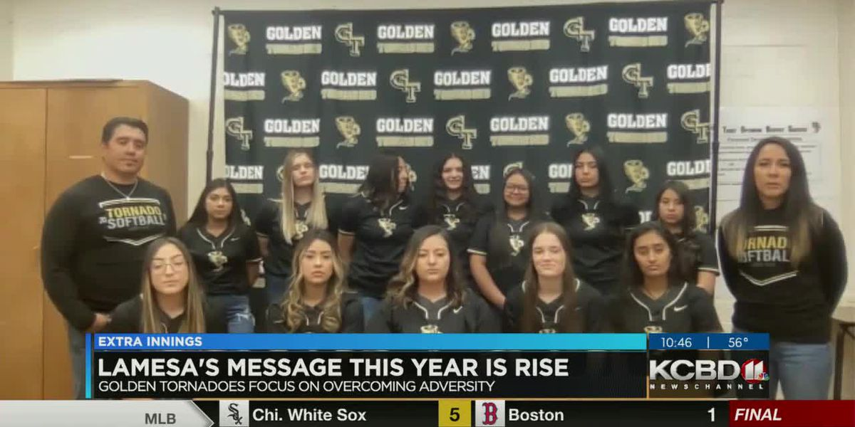Extra Innings Team of the Week: Lamesa Golden Tornadoes