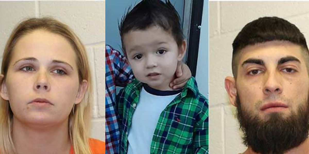 2 charged with capital murder after child's death