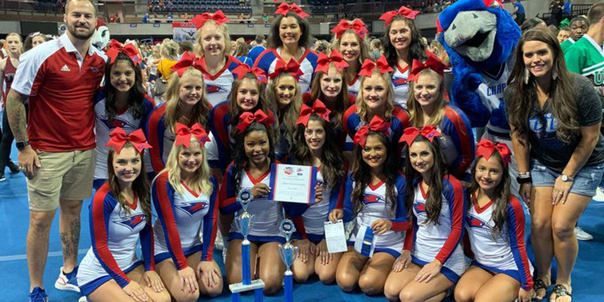 Lubbock Christian University Cheer receives bid to NCA College Nationals