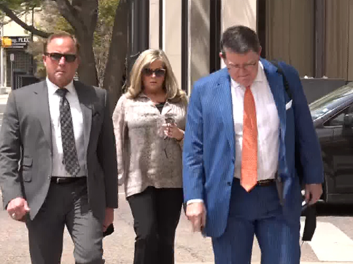 Bart Reagor waives arraignment in federal court for bank fraud charges, released on bond