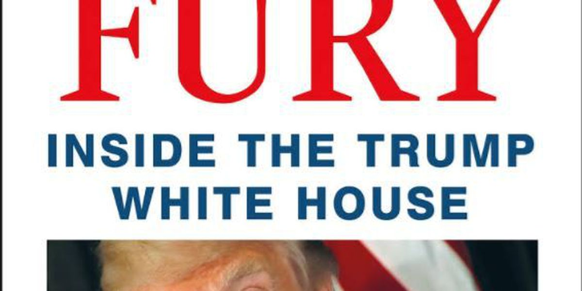 Michael Wolff's'Fire and Fury: Inside the Trump White House' sold out at Barnes and Noble in Lubbock