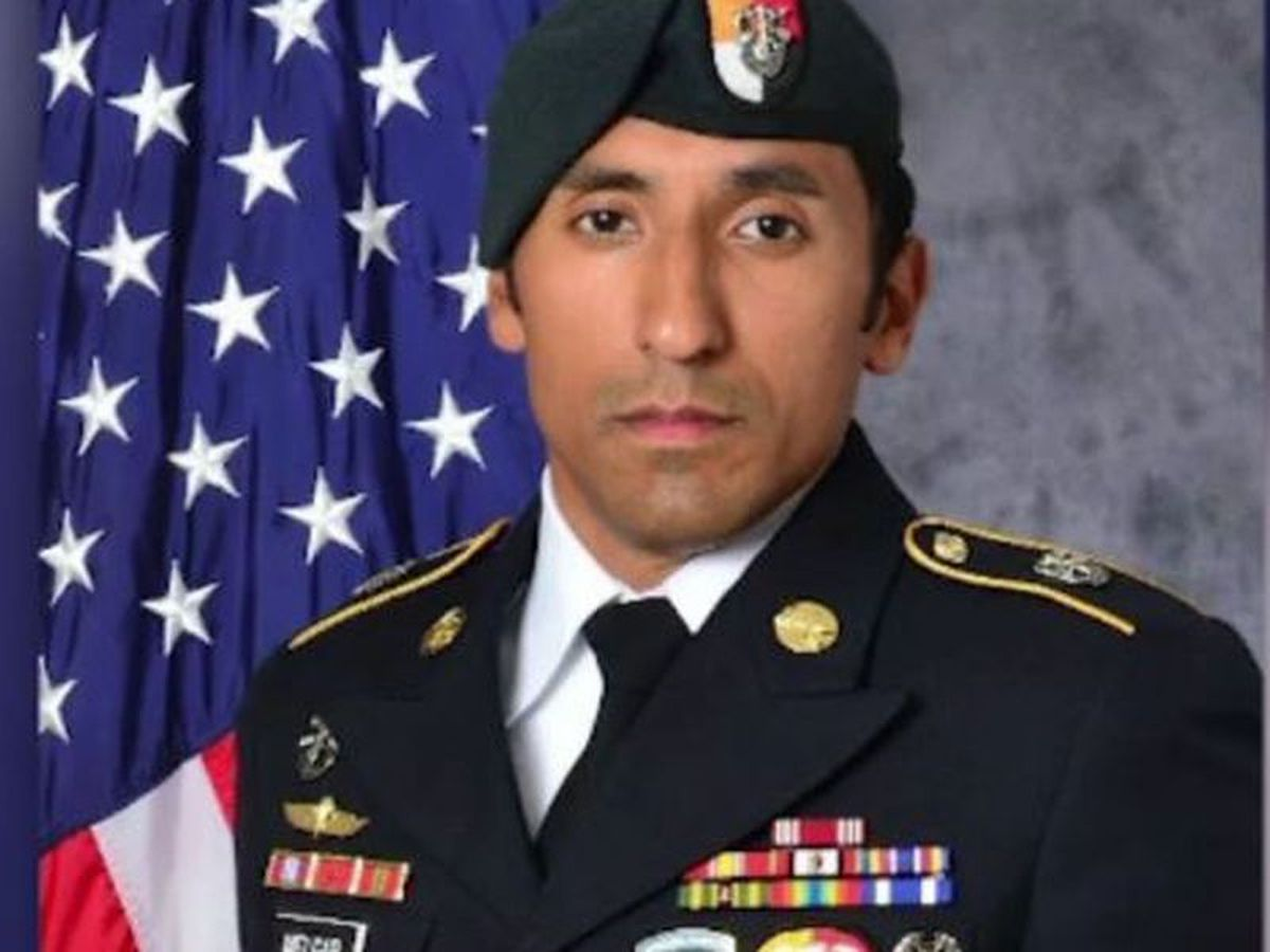 4 service members charged in death of Lubbock green beret