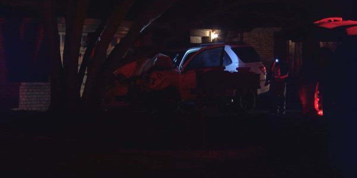 Lubbock police release name of driver killed in SUV crash at 87th & Chicago