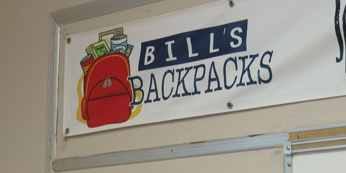 Bill's Backpacks feeds Levelland ISD students in need