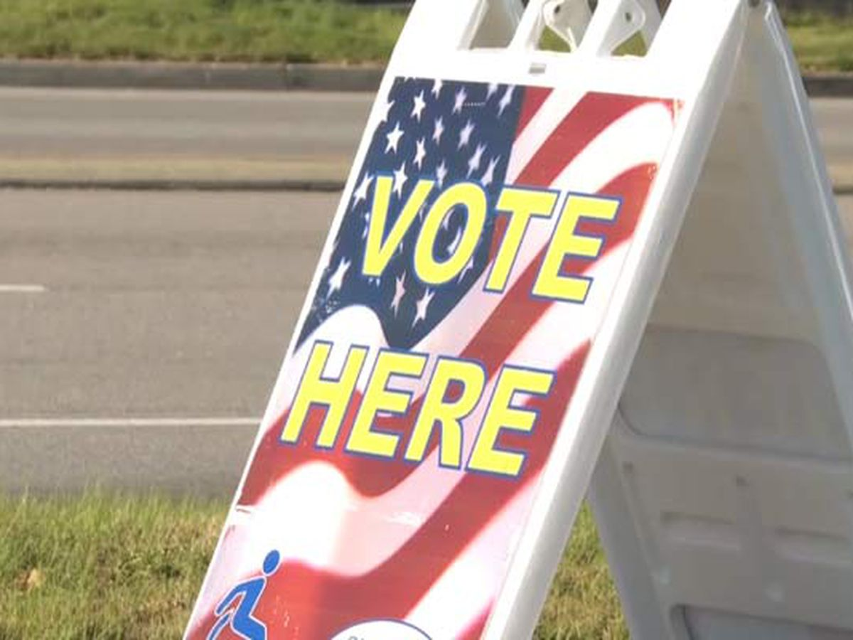 2 changes to Election Day vote center locations in Lubbock