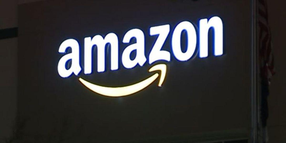Dead baby found in trash at Arizona Amazon facility
