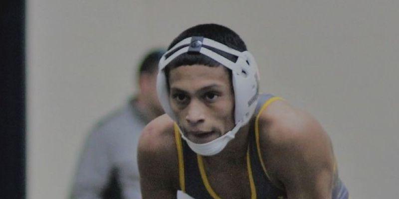 Lubbock High's Alex Pena wrestles with adversity