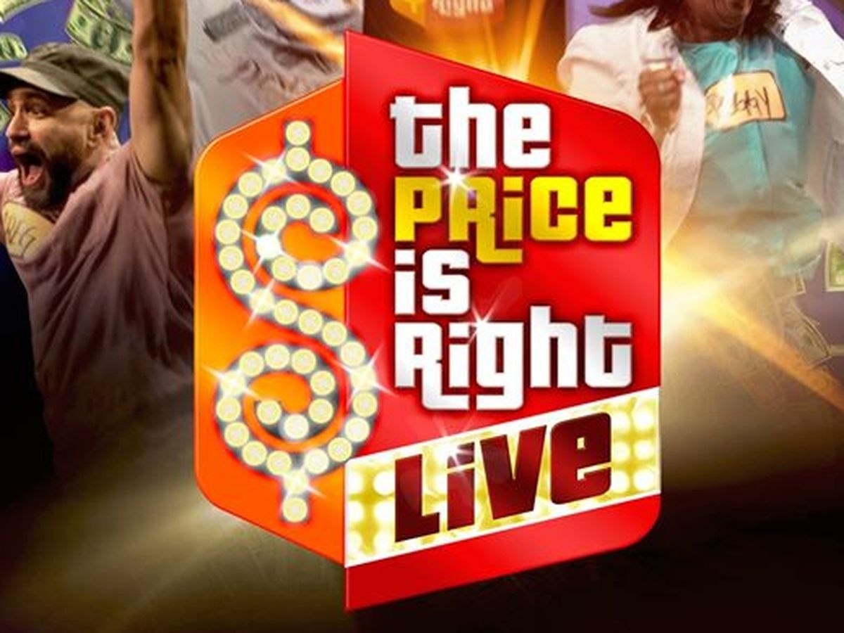 The Price is Right Live adds 2nd show at The Buddy Holly Hall