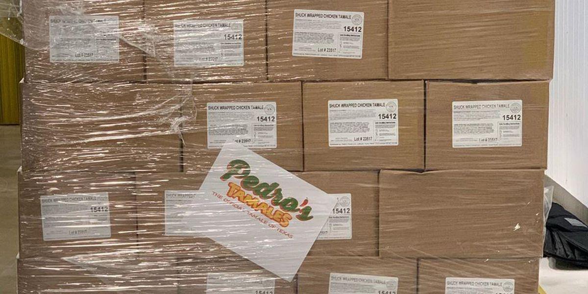 Pedro's Tamales donates 4,500 dozen tamales to South Plains Food Bank