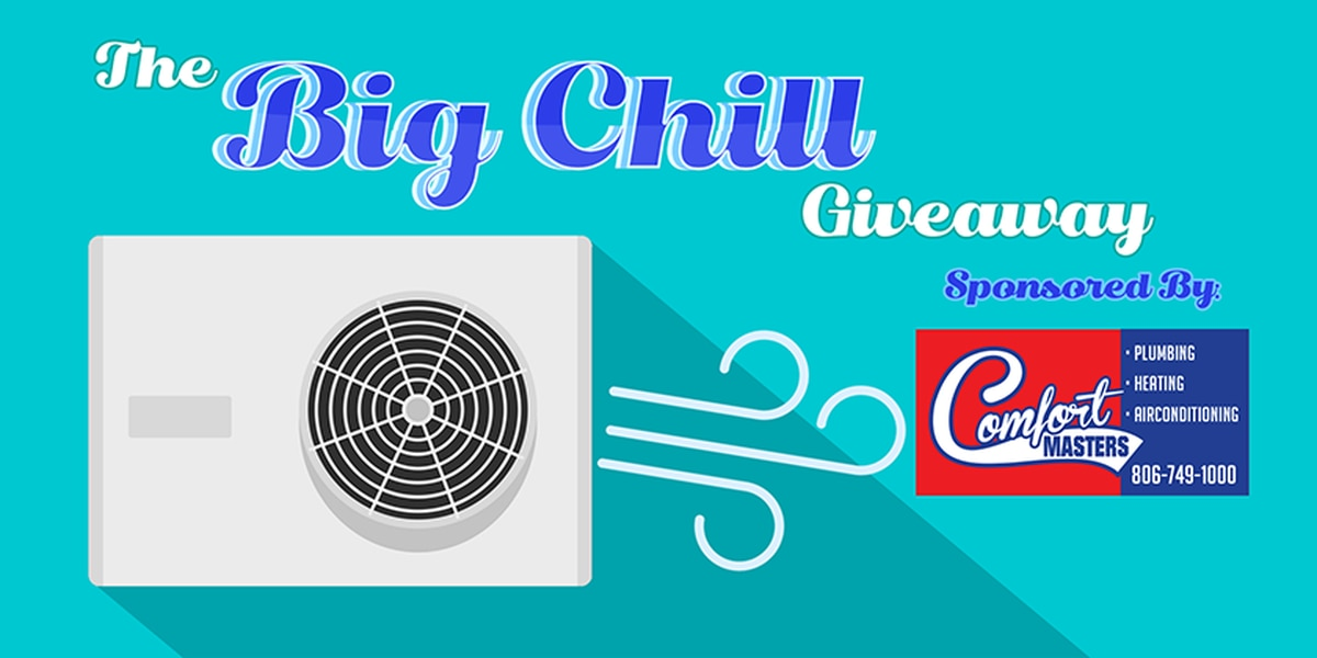 KCBD The Big Chill Giveaway 2021