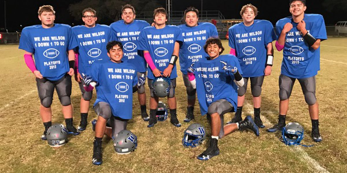 Wilson Mustangs end 30 year football playoff drought