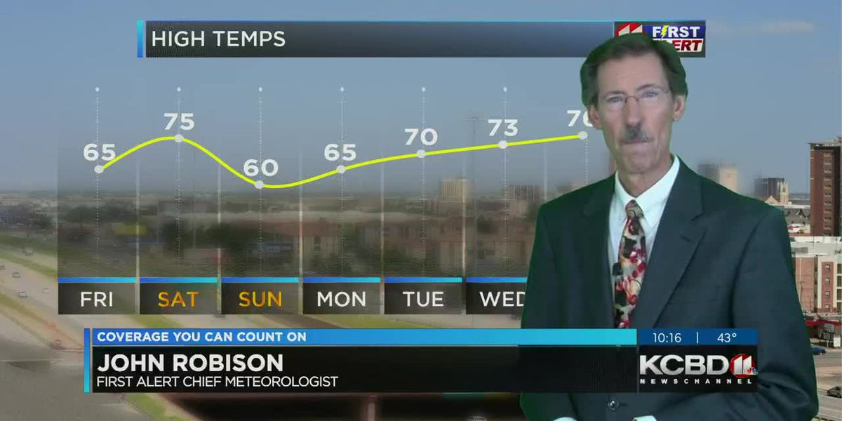 KCBD Weather at 10 for Thursday, Oct. 29