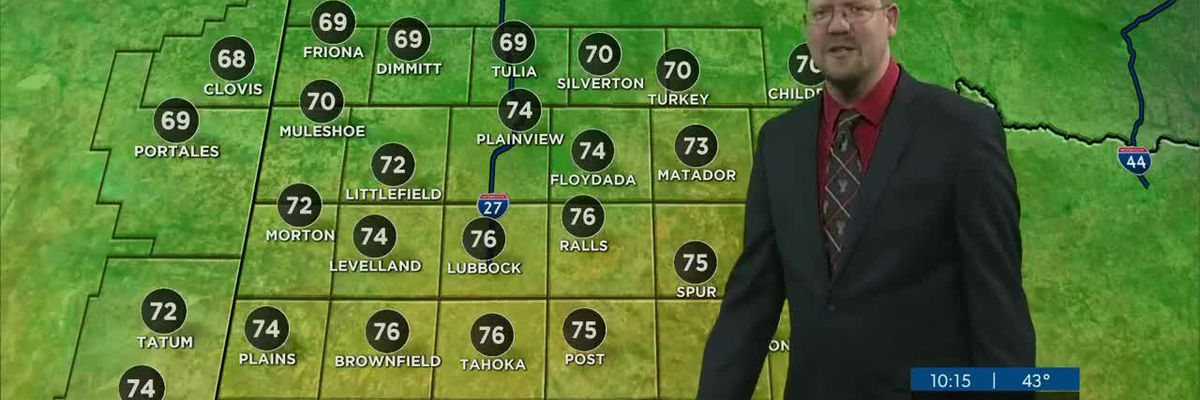 KCBD Weather at 10 for Feb. 15