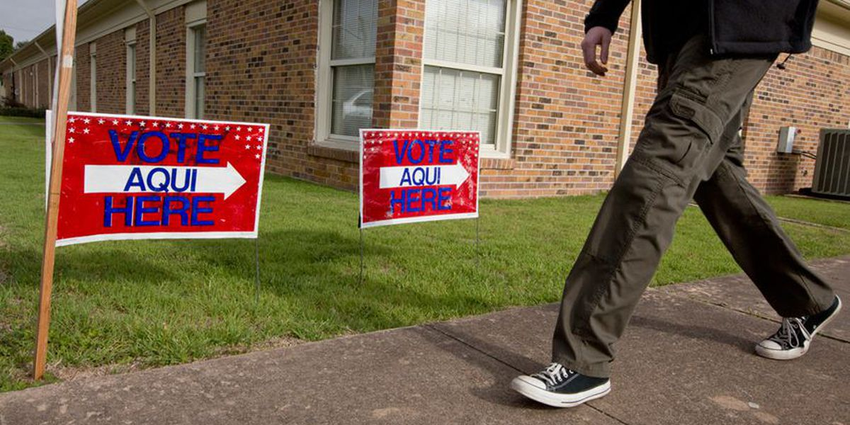 Election judges can carry guns to the polls, Texas attorney general says