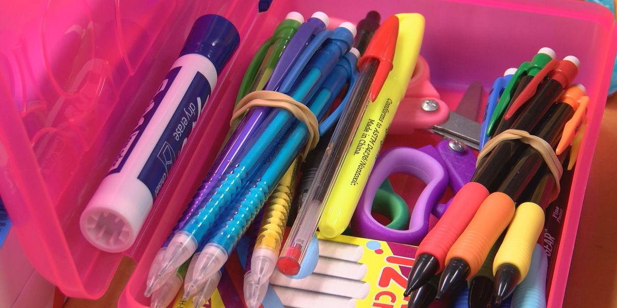 Lubbock Habitat for Humanity hosting school supply drive with Children's Hope