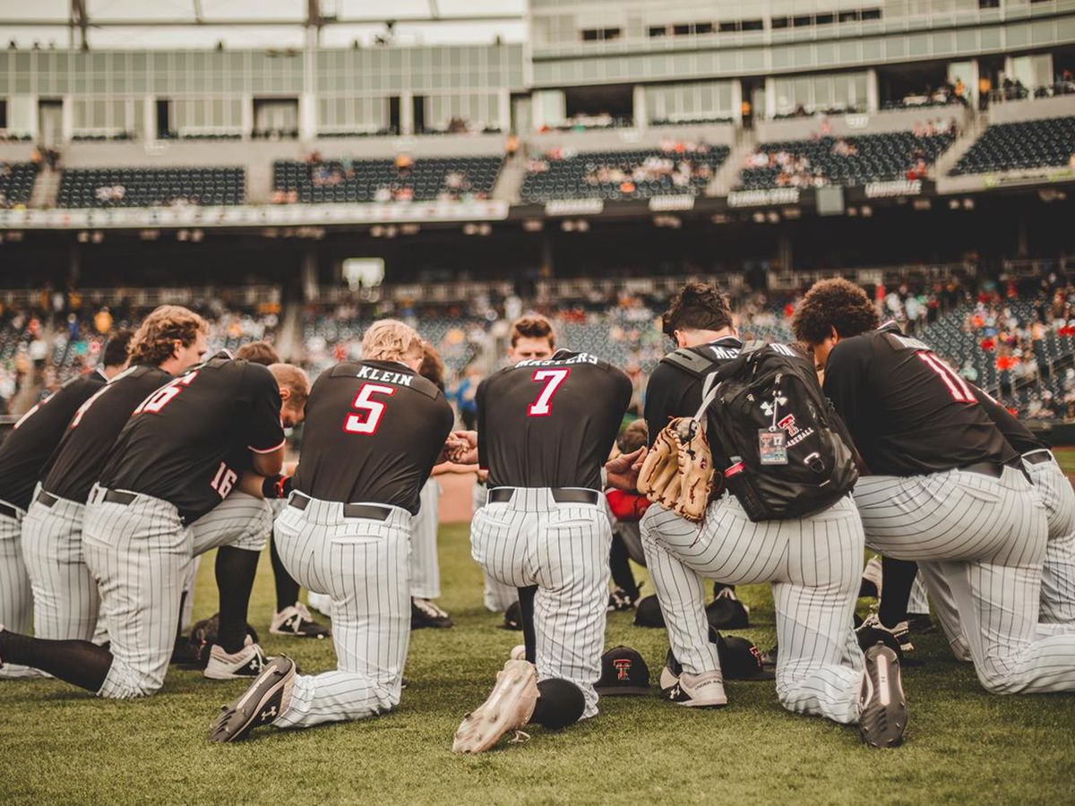 No. 8 Tech to Face No. 5 Arkansas Monday in Elimination Game