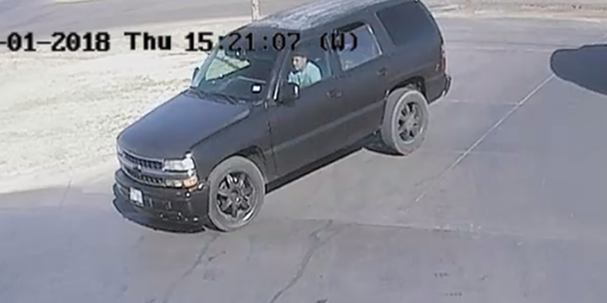 Wolfforth police searching for theft/credit card abuse suspects