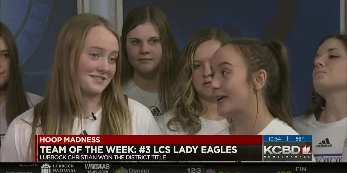 Hoop Madness Team of the Week: No. 3 Lubbock Christian Lady Eagles
