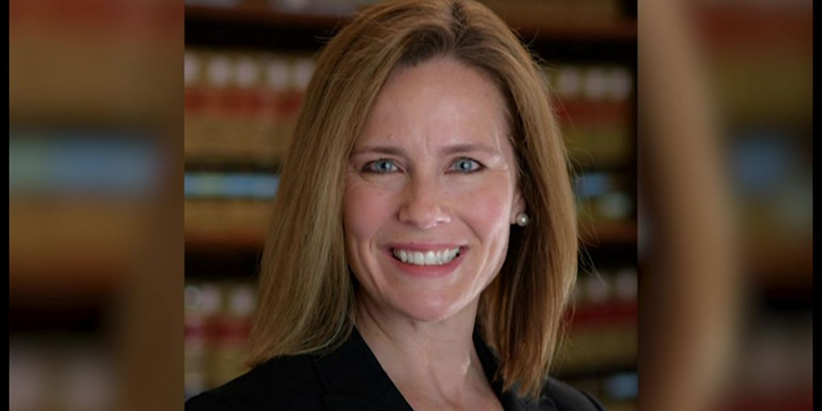 Amy Coney Barrett, likely high court pick, is Scalia's heir