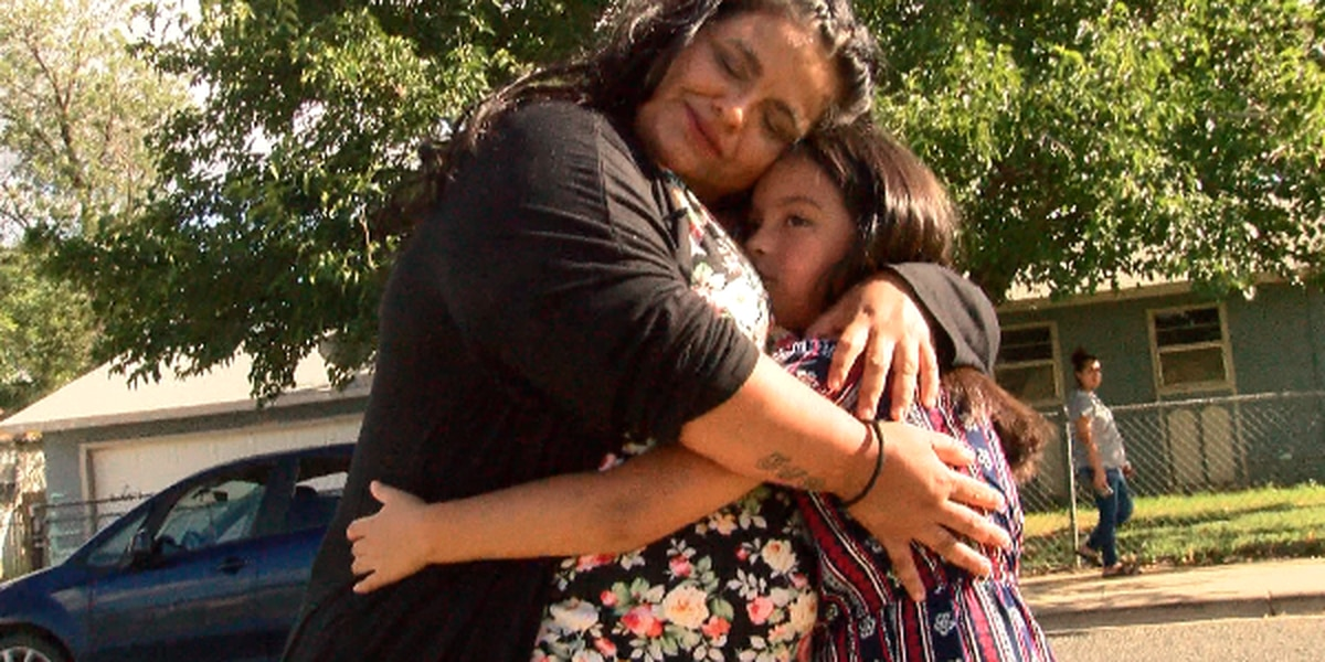 Mother warns parents to watch children after daughter was approached by suspicious man