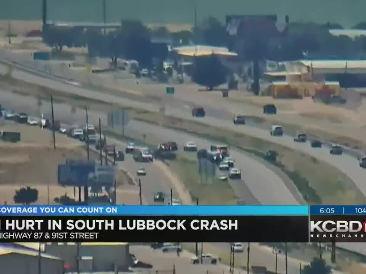 DPS: 2-vehicle crash on 91st caused by medical emergency
