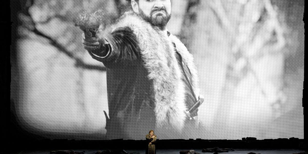 La Scala premiere 'Attila' speaks to today's global turmoil