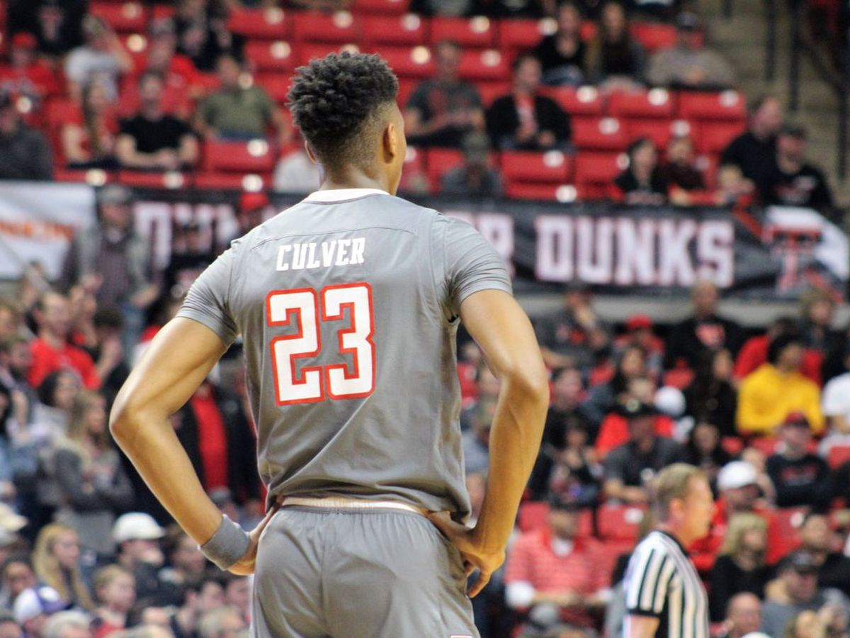 Sports Xtra: Culver to enter NBA draft