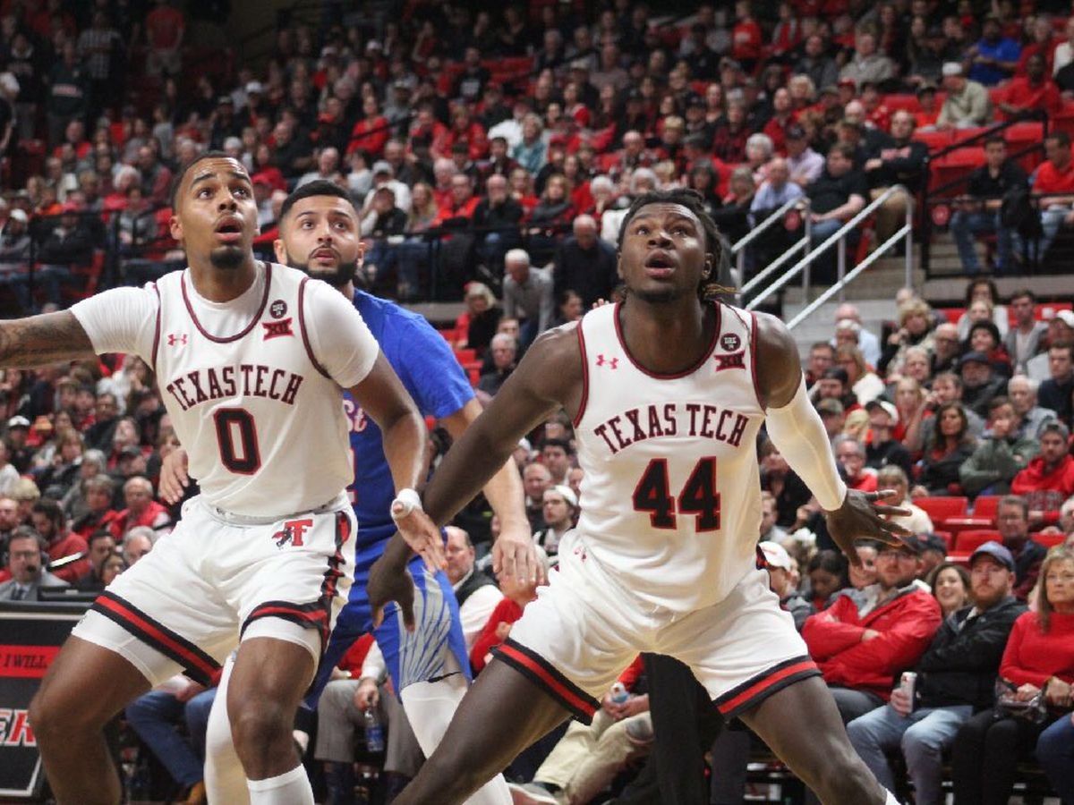 #12 Red Raiders win 50th straight non-conference home game