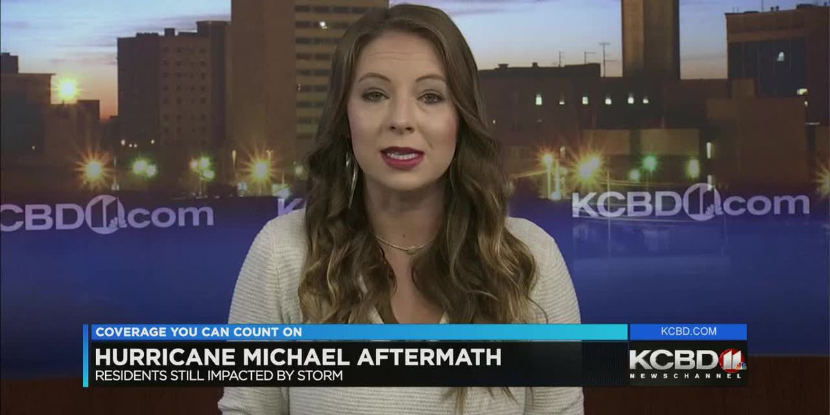 KCBD News at Noon - Oct. 15