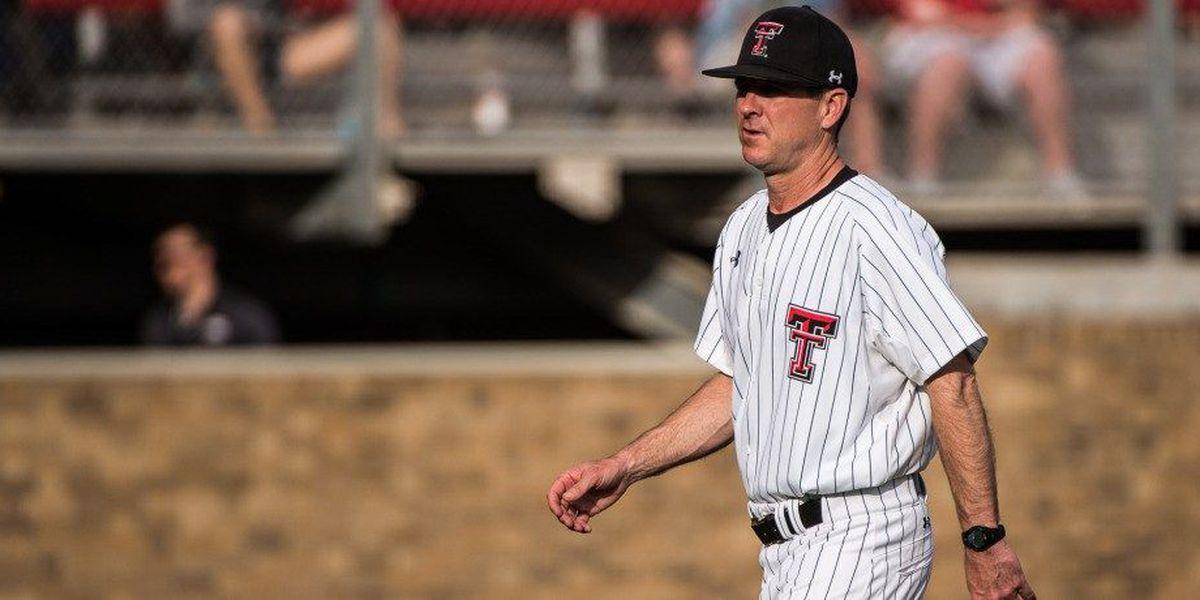 Texas Tech announces contract extension for Tim Tadlock