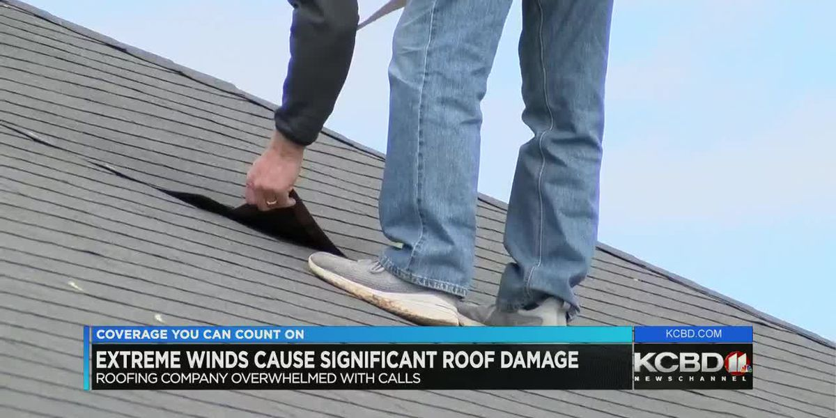 Lubbock roofing company urges patience with response to extreme wind damage