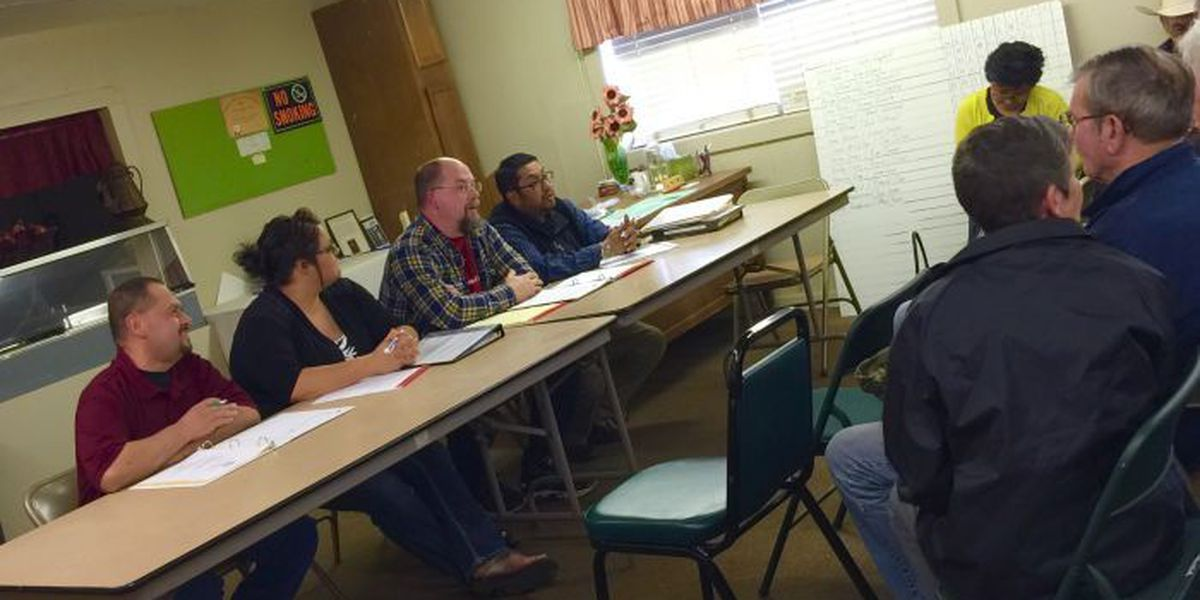 Citizens demand resignations as Ropesville cancels 3rd city council meeting