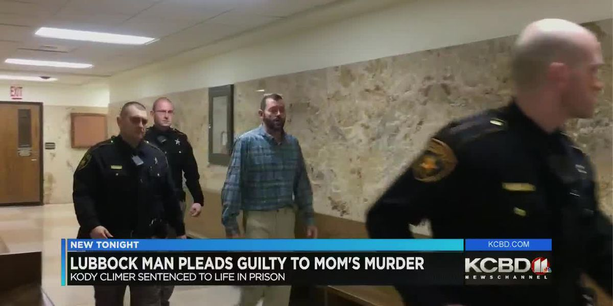 Kody Climer sentenced to life in prison