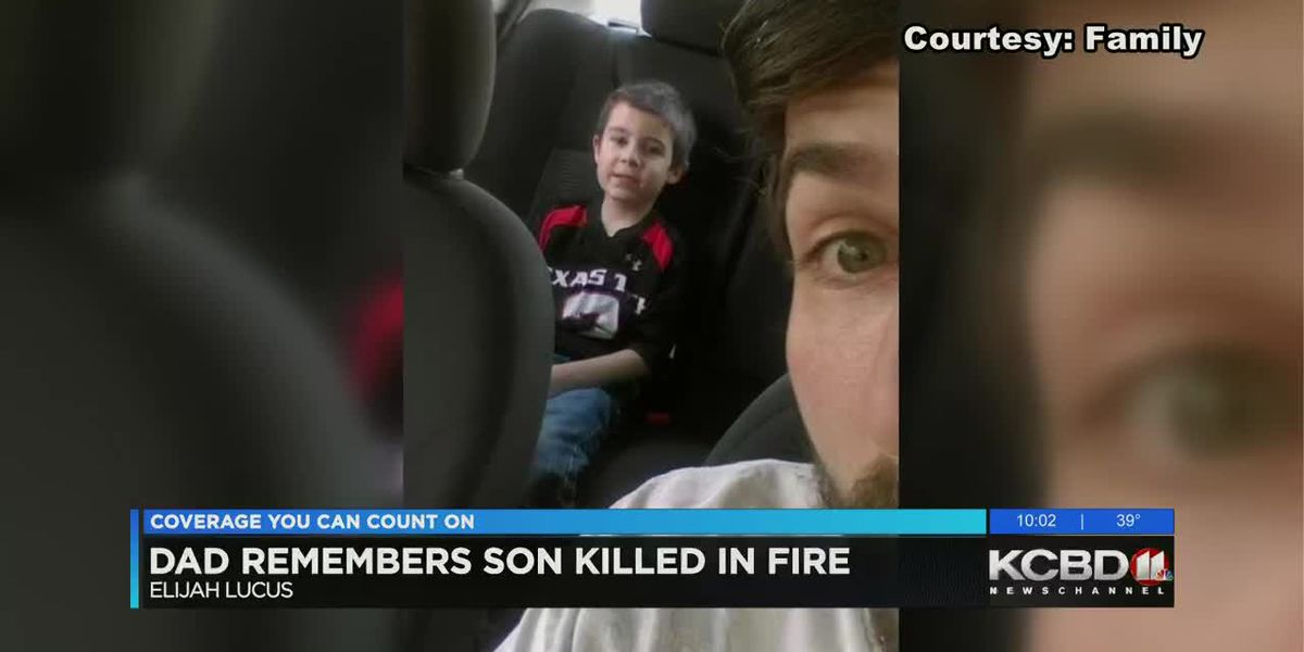 Father of oldest child killed in Wednesday night fire speaks out