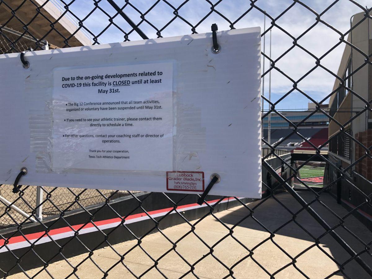 Questions loom on upcoming Texas Tech football season